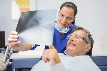 Konzultáció kezelési terv panoráma röntgen